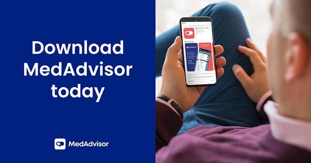 MedAdvisor Facebook Post_