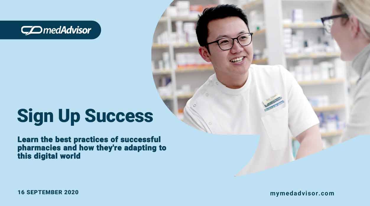 Sign Up Success Webinar